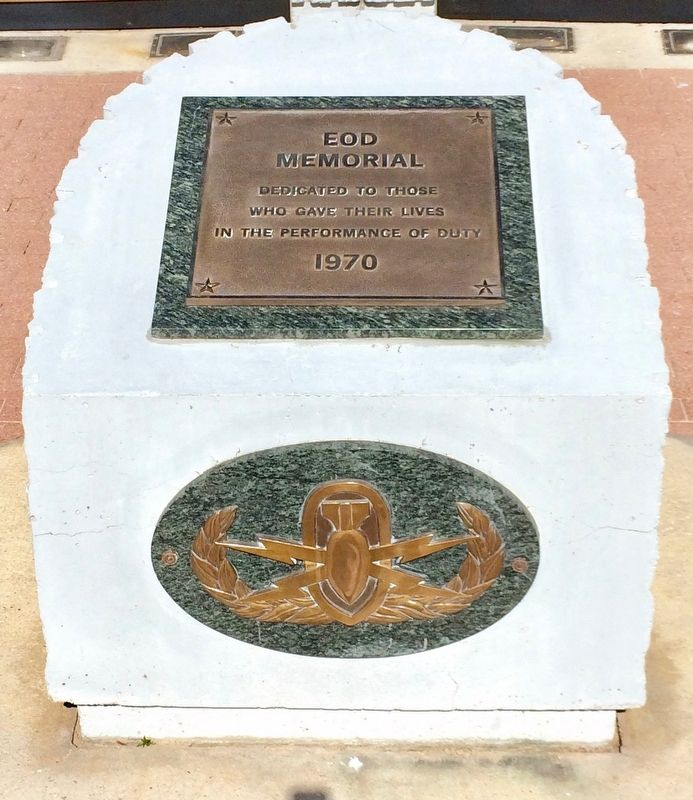 EOD Memorial image. Click for full size.