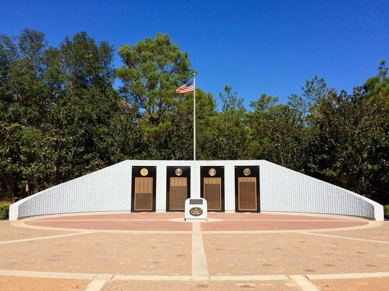 EOD Memorial Wall image. Click for full size.