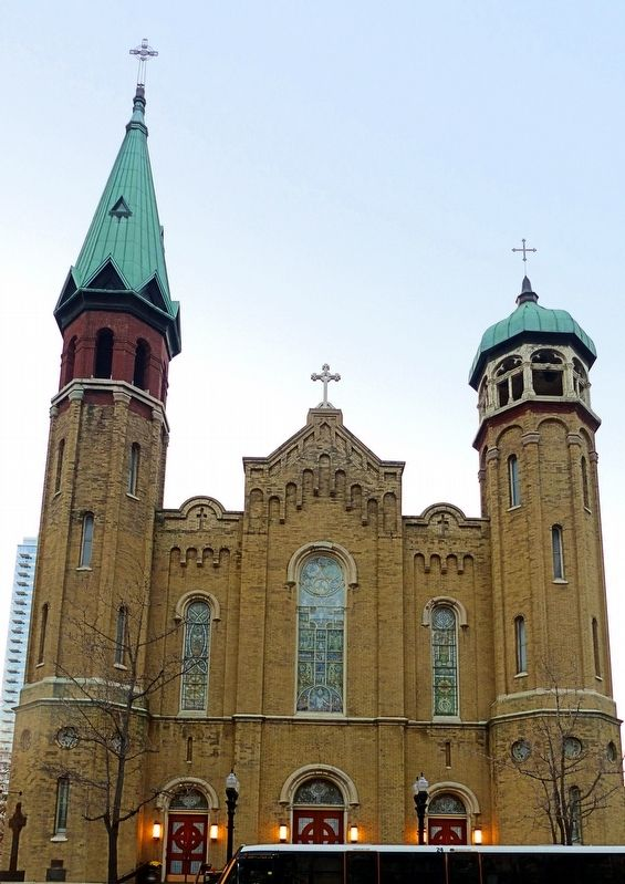 St. Patrick's Church image. Click for full size.