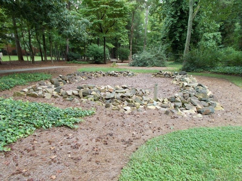 Caldwell Log College/Homesite image. Click for full size.