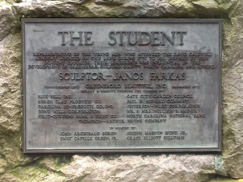 The Student Marker image. Click for full size.