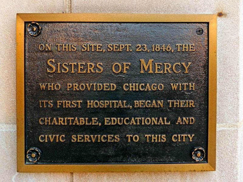 The Sisters of Mercy Marker image. Click for full size.