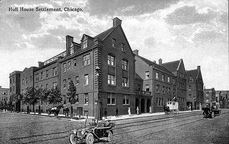 Hull House image. Click for full size.
