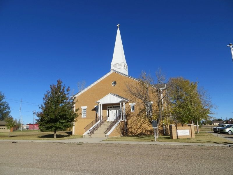 First Methodist Church of Silverton image. Click for full size.