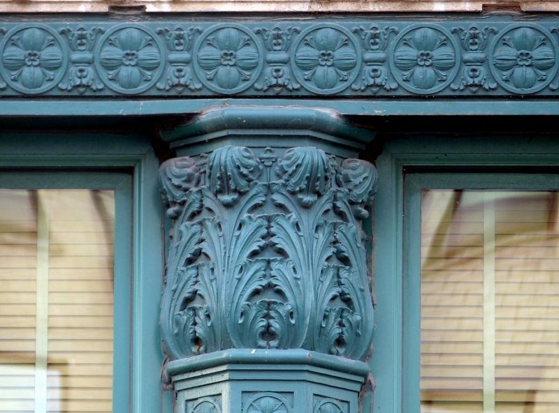 Cast Iron Ornament image. Click for full size.