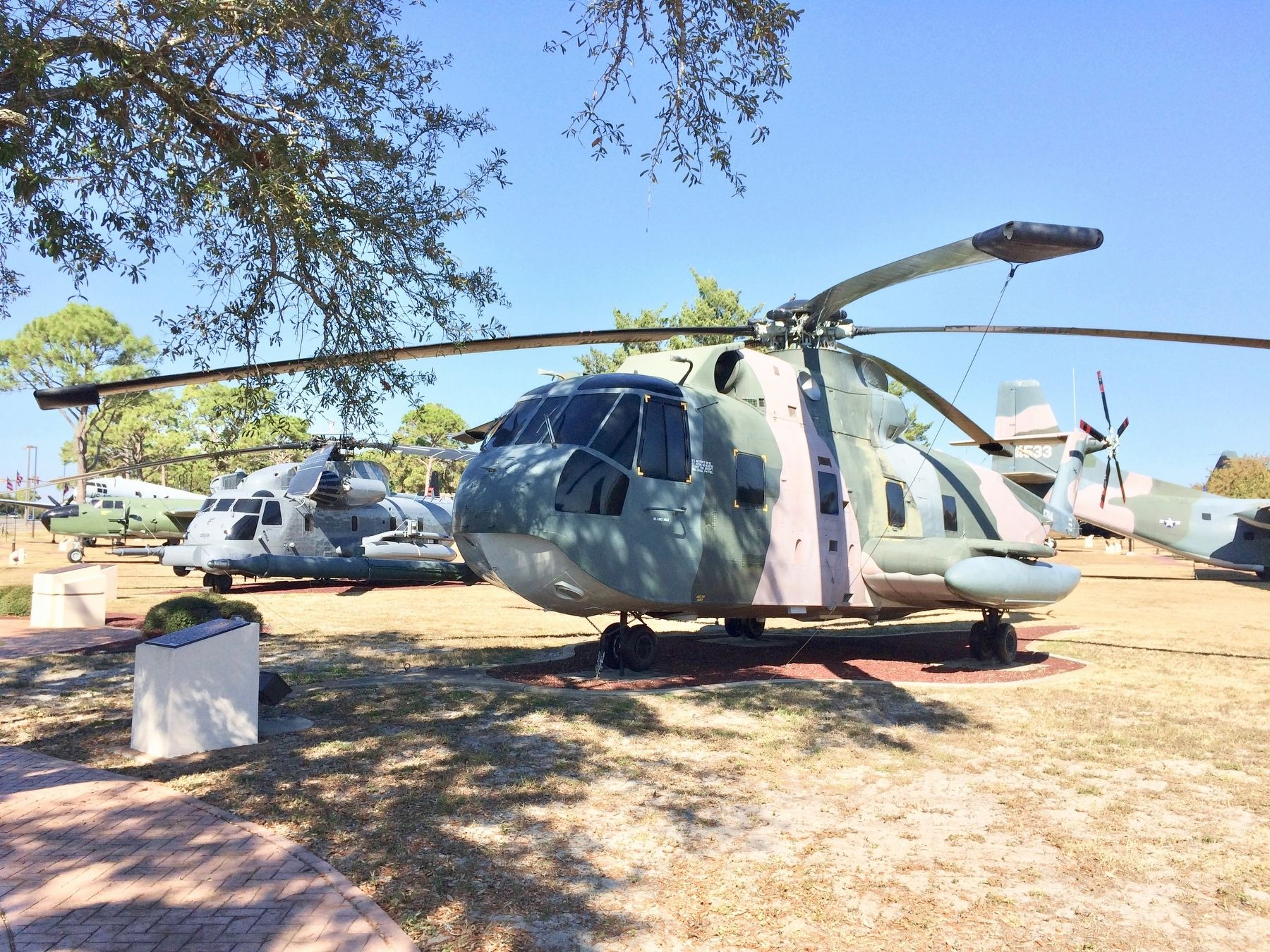 "HH-3E ""Jolly Green Giant"" helicopter. image. Click for full size."