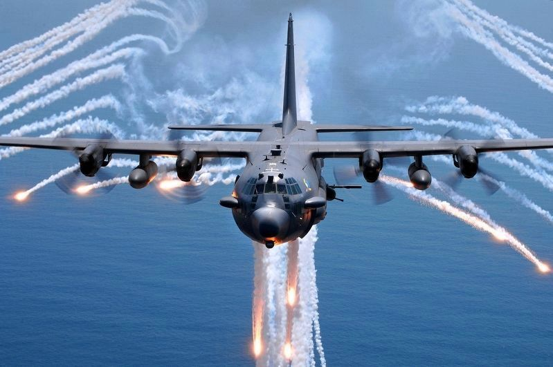 AC-130H Spectre image. Click for full size.