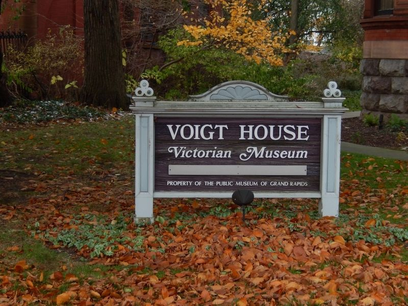 Voigt House Victorian Museum image. Click for full size.