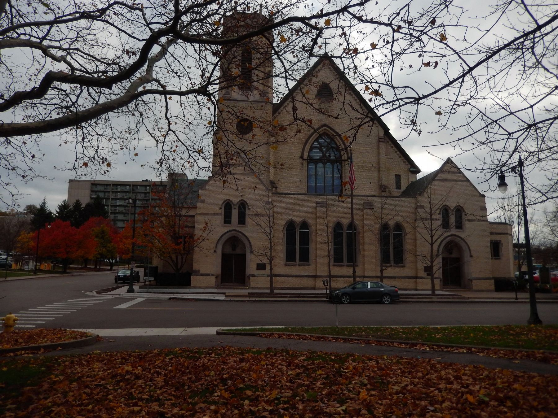 First (Park) Congregational Church image. Click for full size.