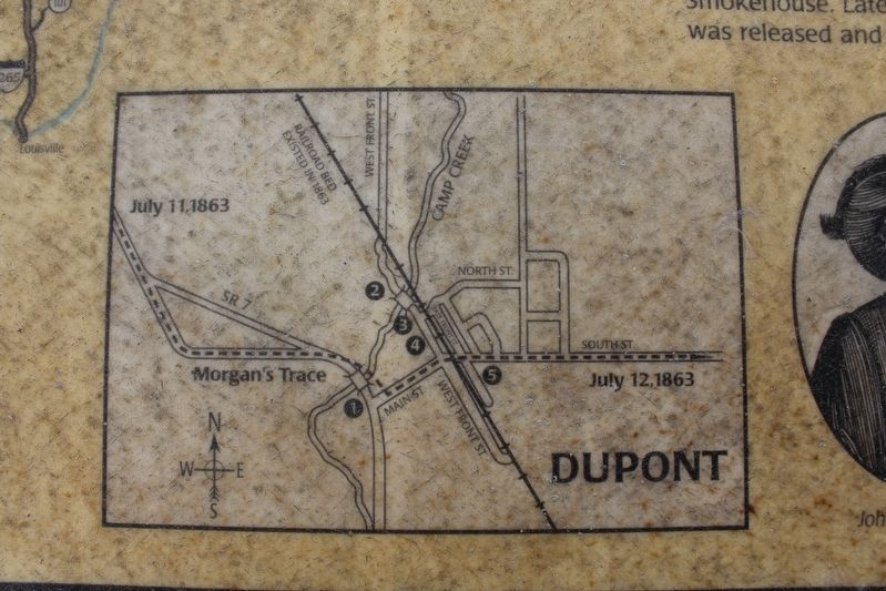Dupont: Fourth Night in Indiana Marker image, Touch for more information