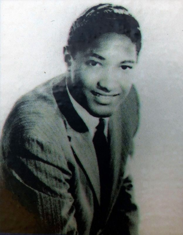 Sam Cooke image. Click for full size.