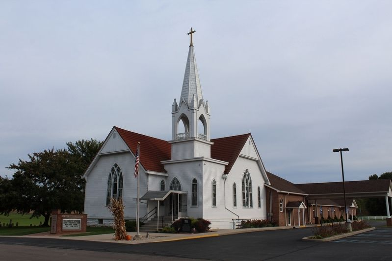 Saint John Lutheran Church image. Click for full size.