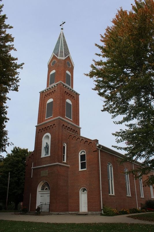St. Paul Catholic Church image. Click for full size.