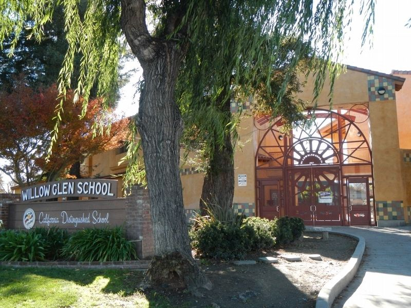 The Present Willow Glen School, image. Click for full size.