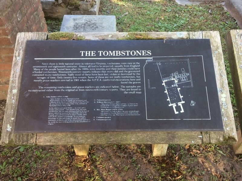 The Tombstones Marker image. Click for full size.