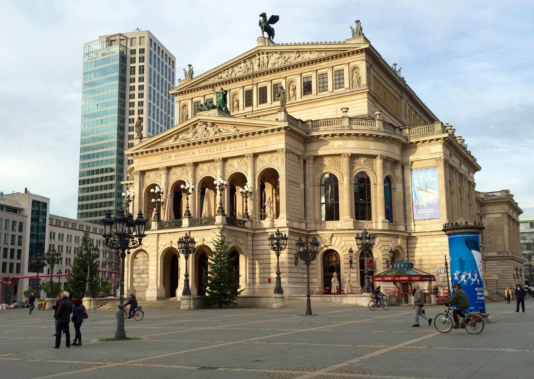Alte Oper / The Old Opera House image, Touch for more information