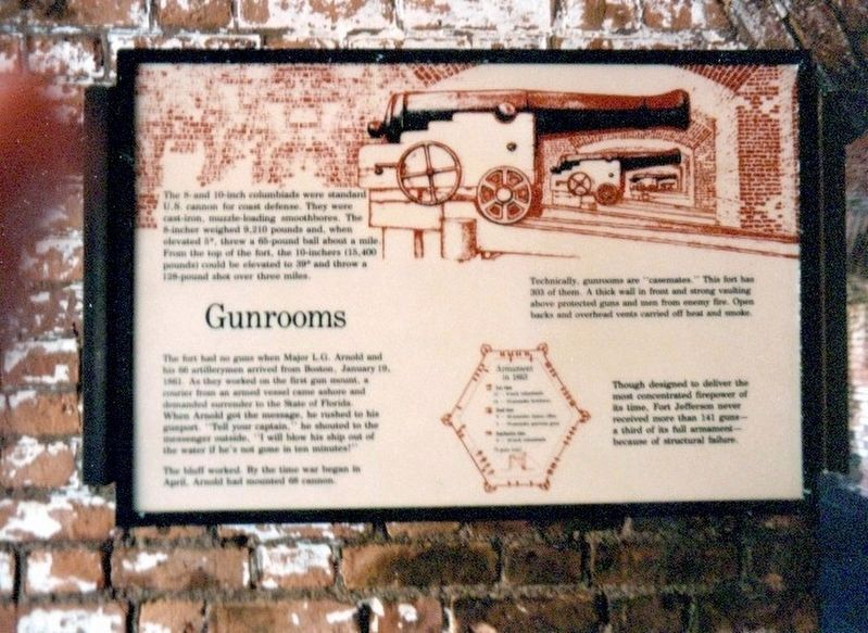 Gunrooms Marker image. Click for full size.