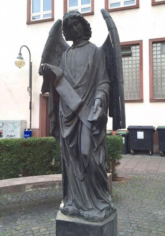 Frankfurter Engel / Angel of Frankfurt image. Click for full size.