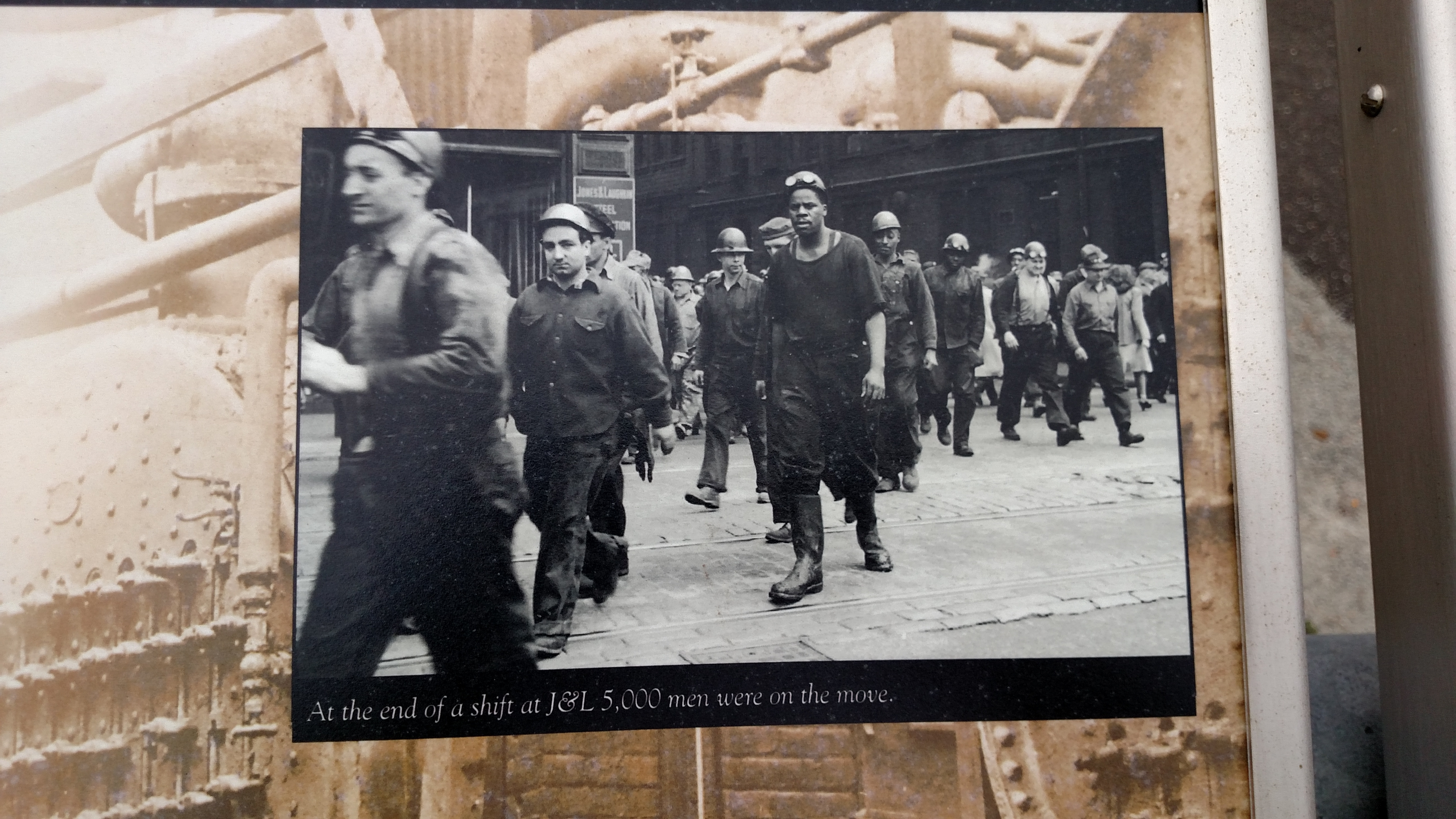 Iron and Steel Workers photo