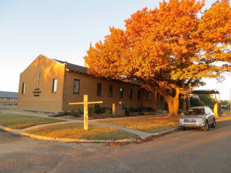 McLean Methodist Church image. Click for full size.