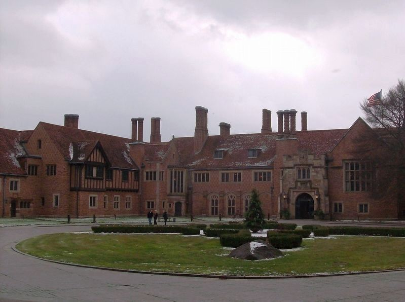 Meadow Brook Hall image. Click for full size.