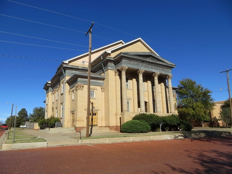 First United Methodist Church of Clarendon image. Click for full size.