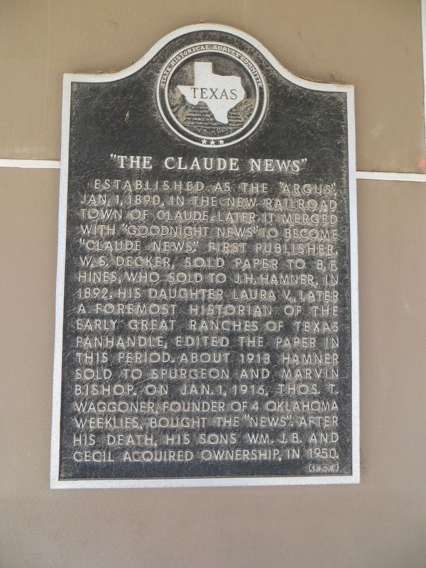 The Claude News Marker image. Click for full size.