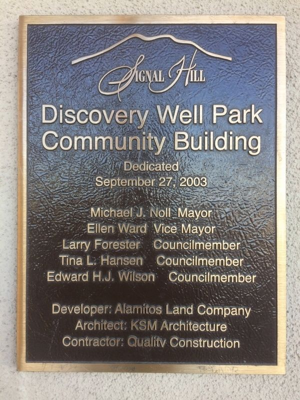 Discovery Well Park image. Click for full size.