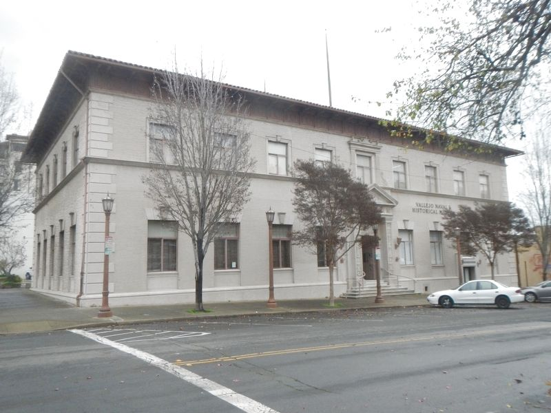 Vallejo Naval & Historical Museum image. Click for full size.