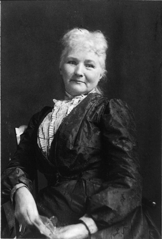 "Mary Harris ""Mother"" Jones - Labor activist. image. Click for full size."