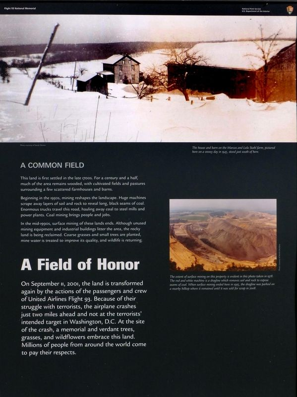 A Field of Honor Marker image. Click for full size.