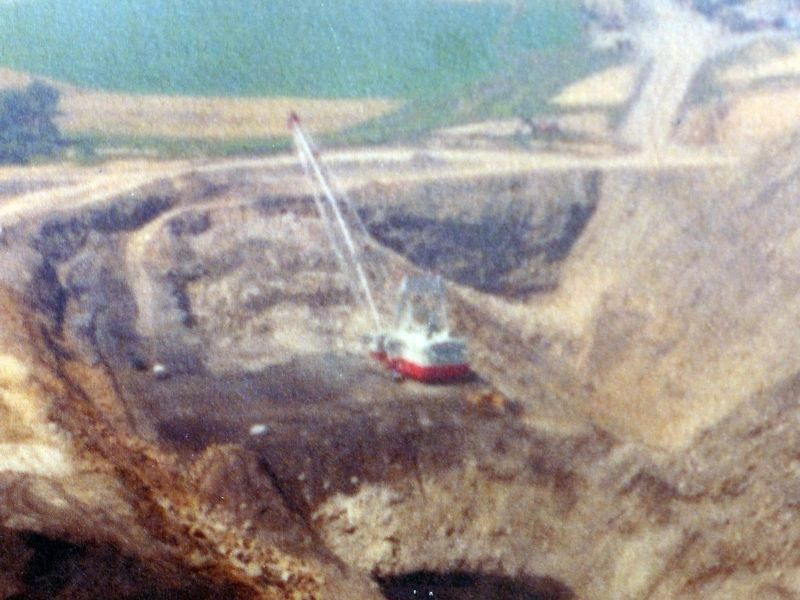 Dragline image. Click for full size.