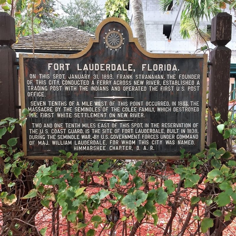 Fort Lauderdale, Florida Marker image. Click for full size.