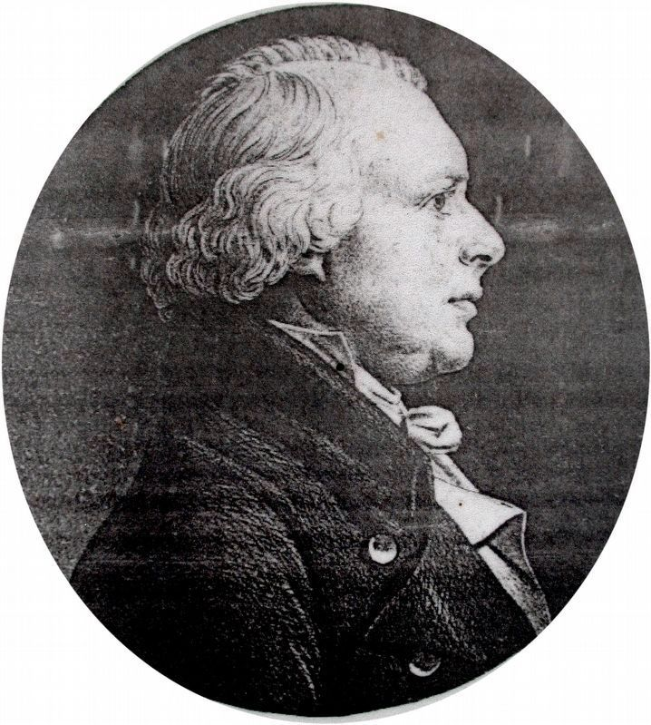 Samuel DeButts, 1805 image. Click for full size.
