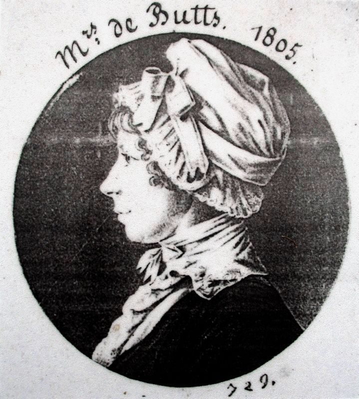 Mary DeButts, 1805 image. Click for full size.