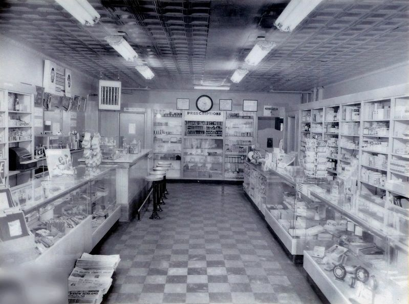 Dr. Qualls's Pharmacy image. Click for full size.