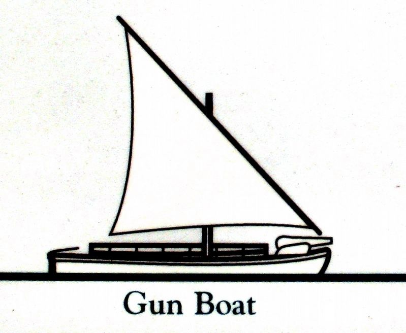 Gun Boat<br>(American) image. Click for full size.