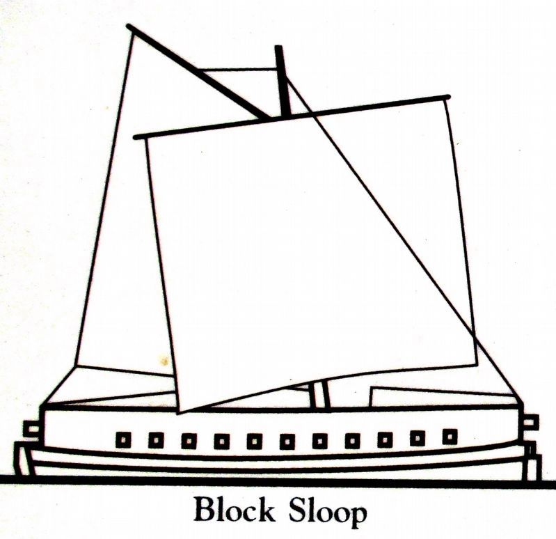 Block Sloop<br>(American) image. Click for full size.