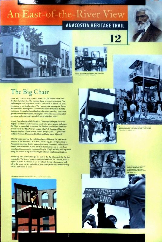 The Big Chair Marker image. Click for full size.