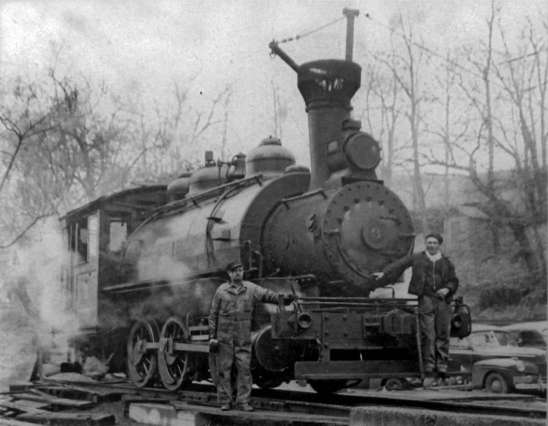 Pint-size Locomotive image. Click for full size.