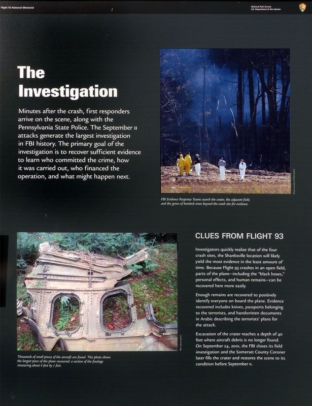 The Investigation Marker image. Click for full size.