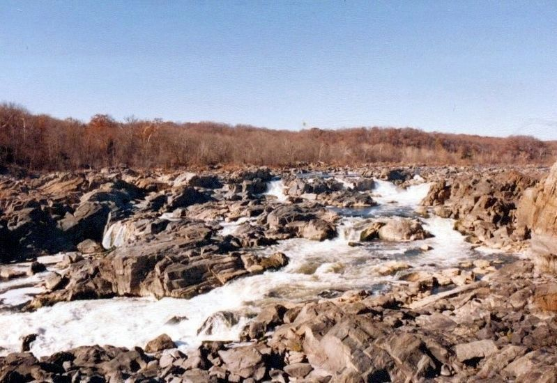 Potomac River at Great Falls image. Click for full size.