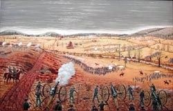 Battle of Campbell's Station image. Click for full size.