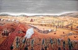 The Battle of Campbell Station image. Click for full size.