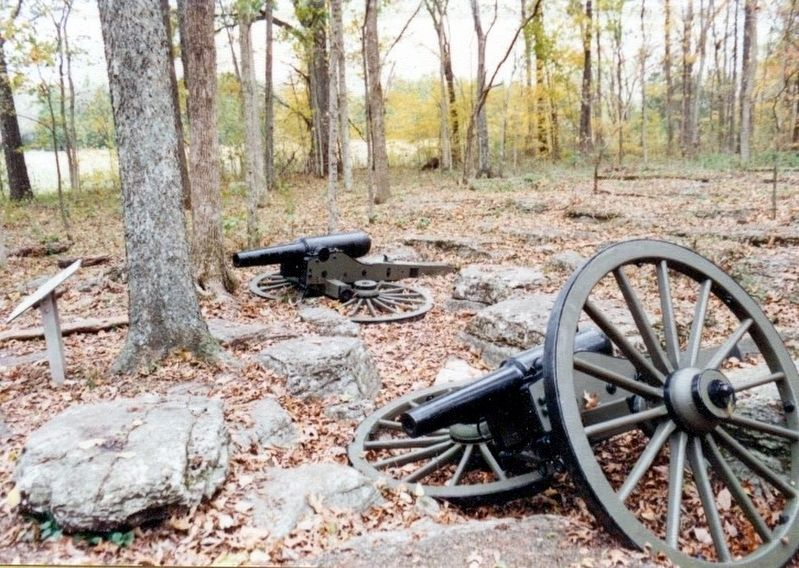 Stones River National Battlefield image. Click for full size.