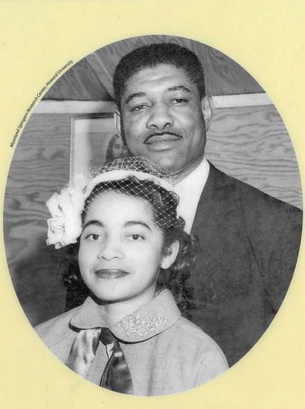 Reverend S. Everette Guiles & Anne Guiles image. Click for full size.