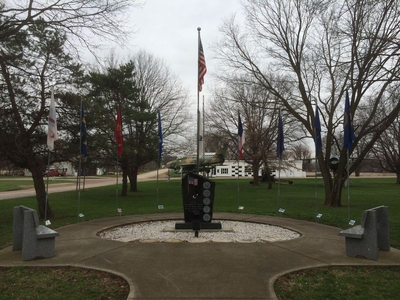 Veteran's Memorial Park image. Click for full size.