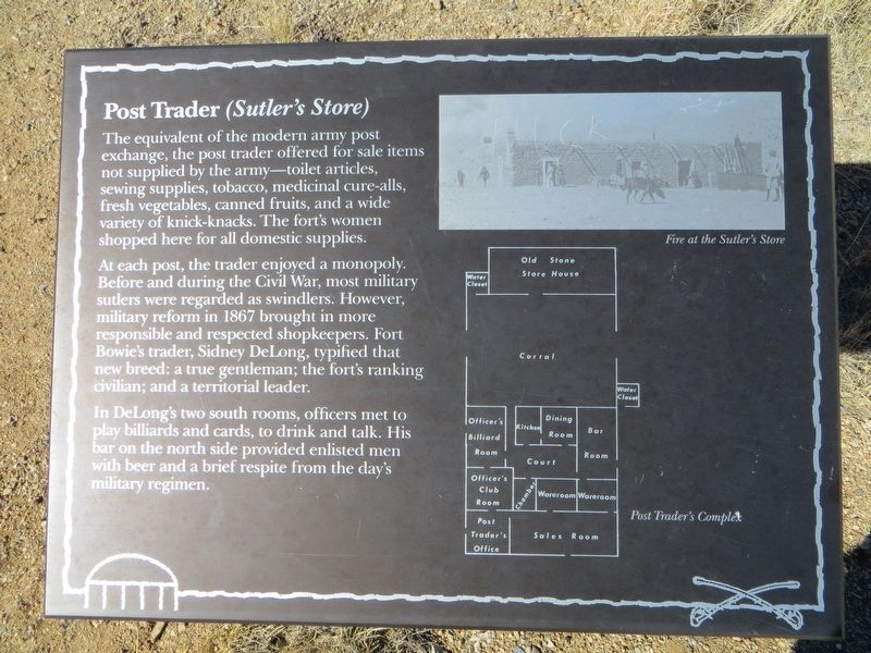 Post Trader Marker image. Click for full size.
