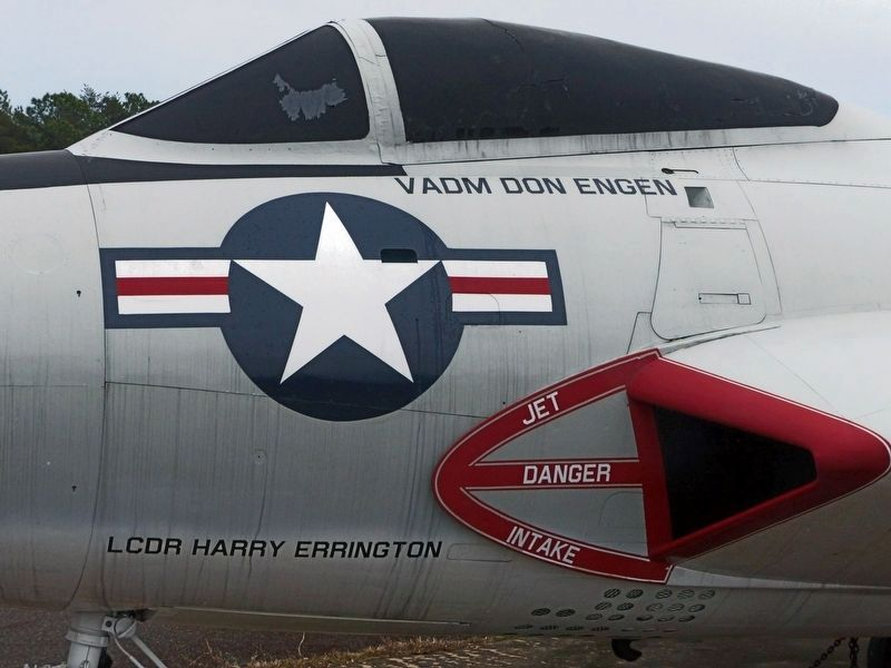 "Grumman F9F-8B ""Cougar"" image. Click for full size."