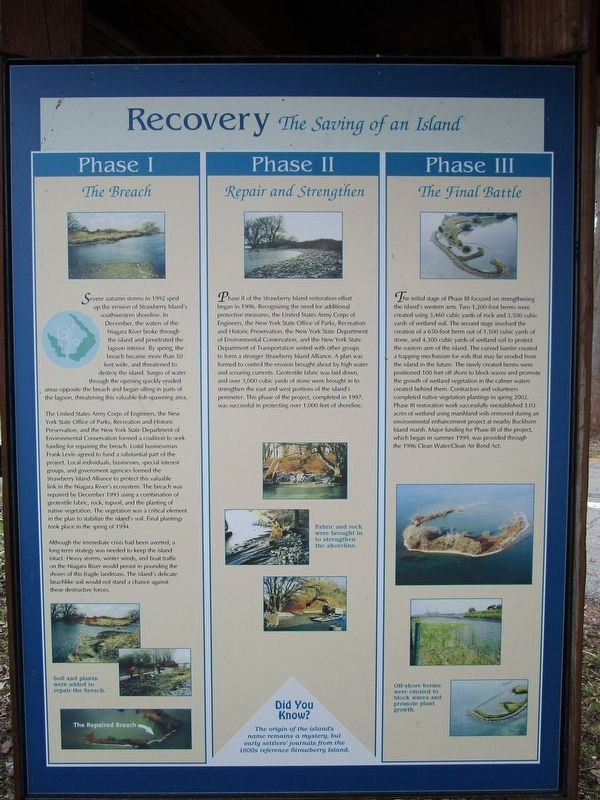 Recovery Marker image. Click for full size.